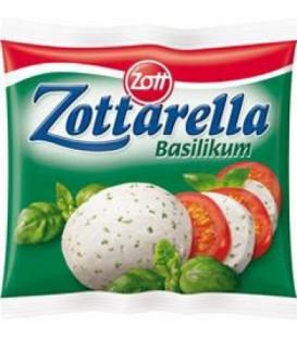 Zott Zottarella z bazylią 125g