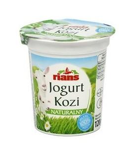 Candia Jogurt kozi naturalny 120g