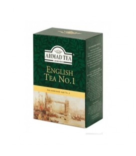 Ahmad Liściasta English No.1 100g herbata