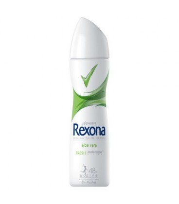 Rexona 150ml spray dez aloe vera sensie