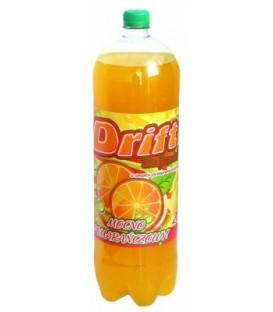 Drift napój gazowany pomarańczowy 2L